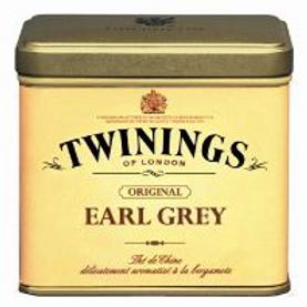Thé Earl Grey 200 g Twinnings