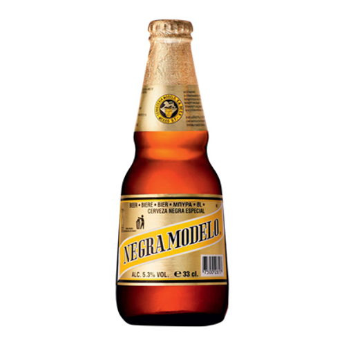 Bière brune Lager 5.3° 24x35.5 cl  Negra Modelo