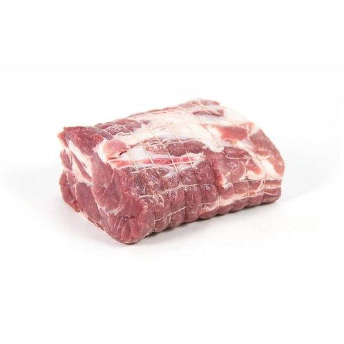 Rôti de porc échine désossée du Périgord, 1kg
