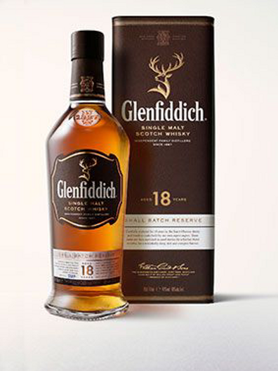 Whisky Glenfiddich Ancient 18 ans 40° 70 cl