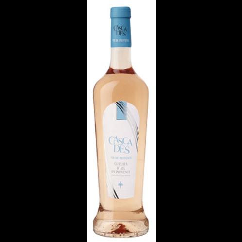 Côteaux d'Aix-en-Provence Cercle des vignerons de Saint LouisCascades2018 6X75cl