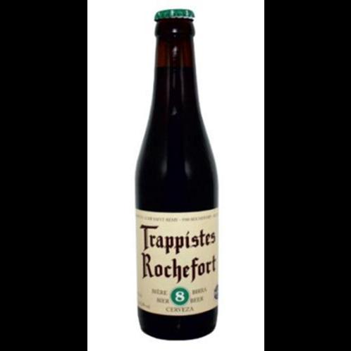 Bière ambrée 9.2° 33 cl verre perdu Rochefort 8