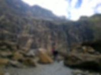 Trekking à travers Gavarnie avec un guide de montagne