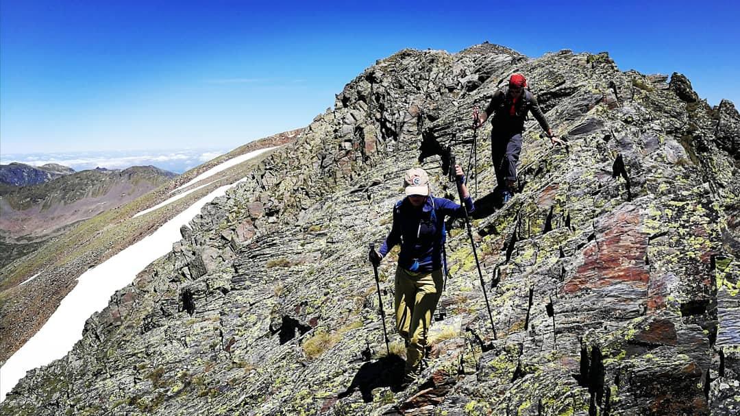 Pirineismo, ascensiones guiadas