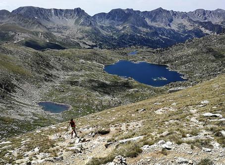 Randonnée circulaire avec un guide de montagne aux Agols Andorre