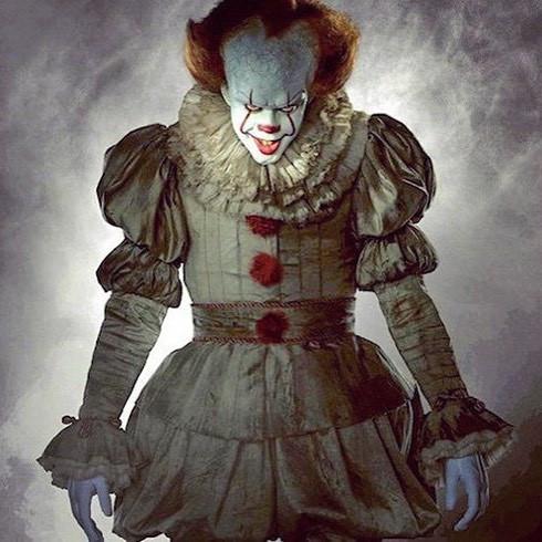 Гречишный клоун