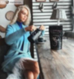 Мария Погребняк гречишный чай Nature's Own Factory отзыв инстаграм