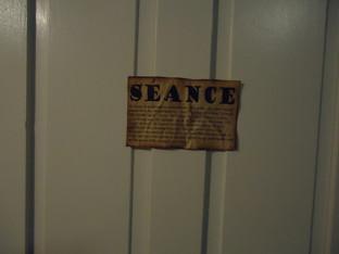 Seance Notice