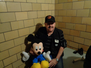 Rich with Mickey Mouse