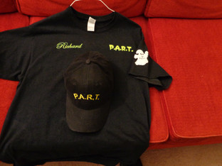 PART shirt & Cap
