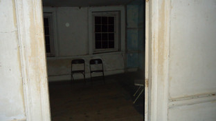 Jacob's haunted room