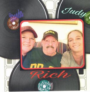 Brenda, Rich & Judy.