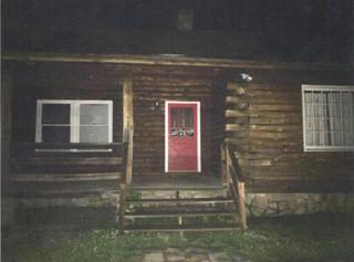 Cabin Night