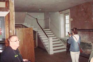 BRENDA, KATHY 15r FLOOR STAIRS