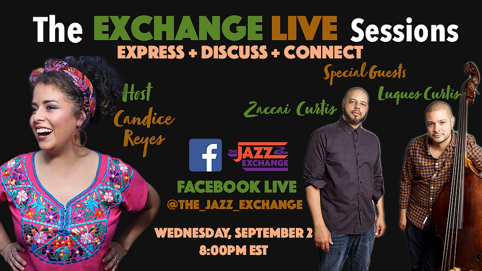 The Exchange Lives Sessions Curtis Bros