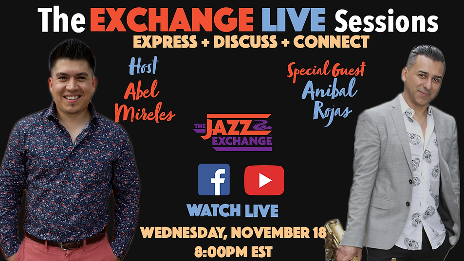 Exchange Live Sessions Anibal Flyer.png