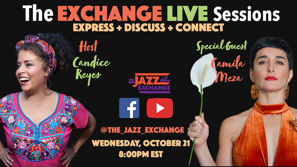 The Exchange Lives Sessions Camila Flyer