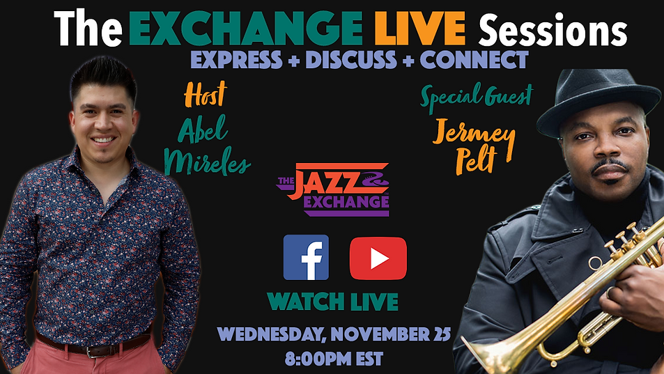 Exchange Live Sessions Jermey Flyer.png