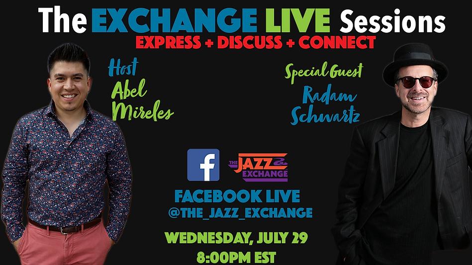 Exchange Live Sessions Radam Flyer.png