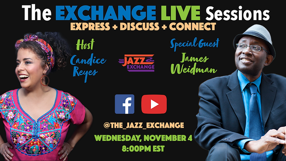 The Exchange Lives Sessions James Flyer.