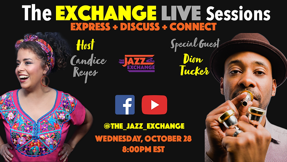 The Exchange Lives Sessions Dion Flyer.p