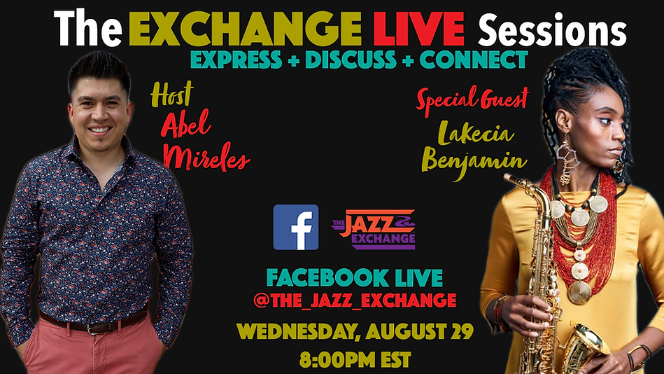 Exchange Live Sessions Lakecia Flyer.png