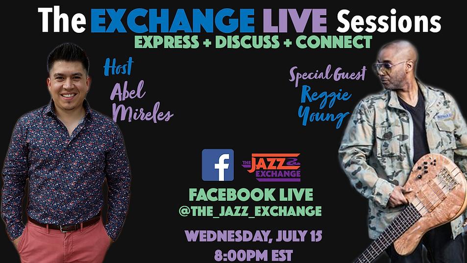 Exchange Live Sessions Reggie Flyer.png