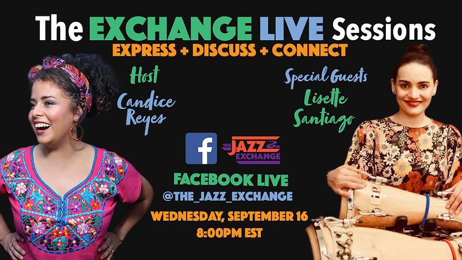 The Exchange Lives Sessions Lisette Flye