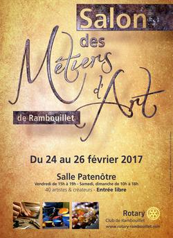 SALON DES MÉTIERS D'ART DE RAMBOUILL