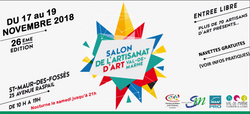 SALON DE L'ARTISANAT D'ART