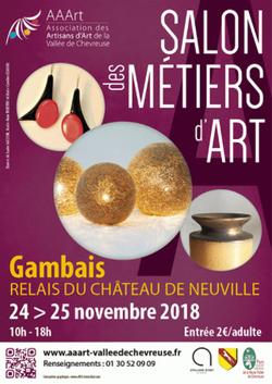 SALON DES MÉTIERS D'ART DE GAMBAIS