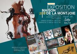 EXPO/VENTE A LA MAISON DE LA MONTJOI