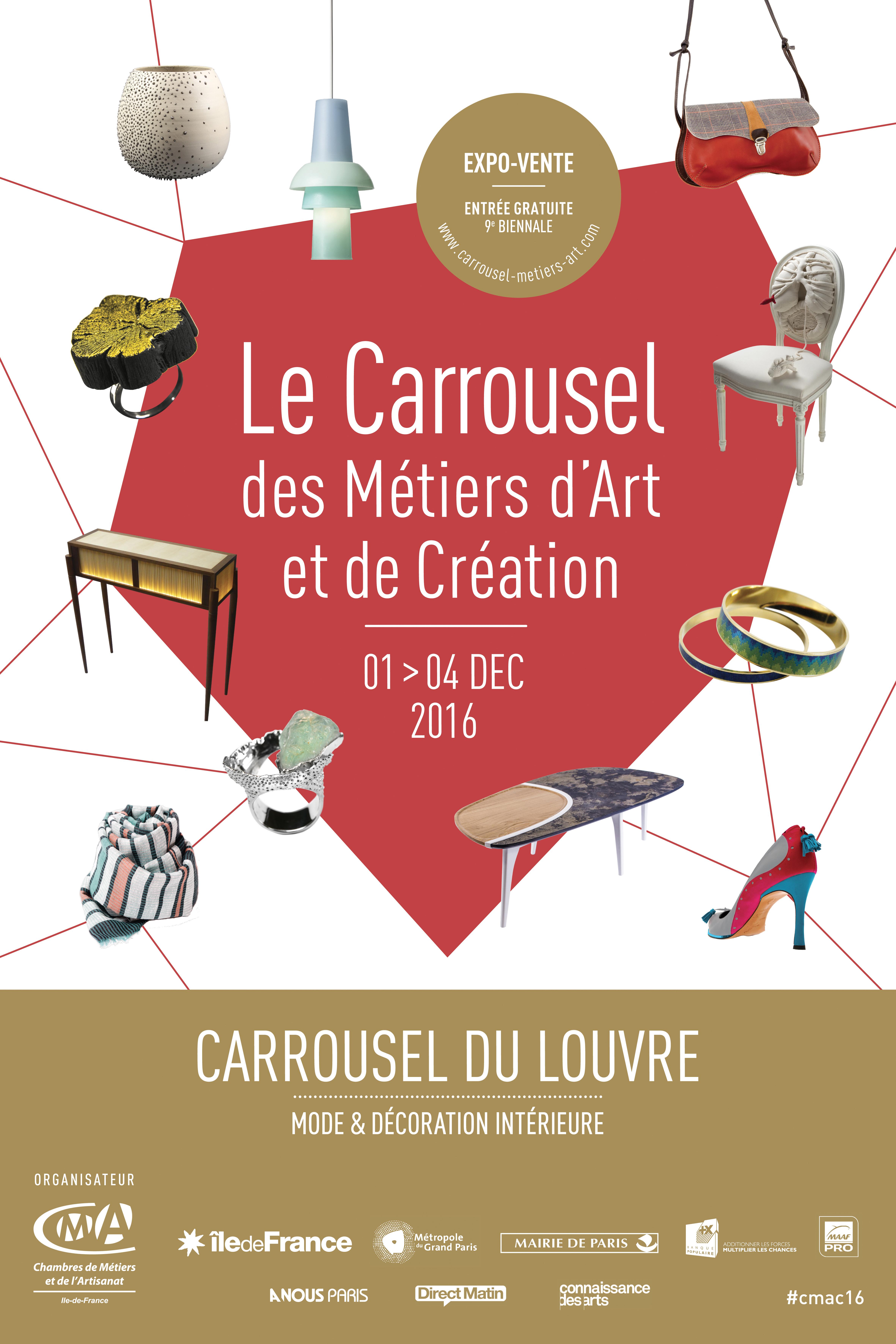 LE CARROUSEL DES MÉTIERS D'ART