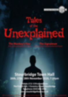 Tales of the Unexplained A5 Flyer_FINAL
