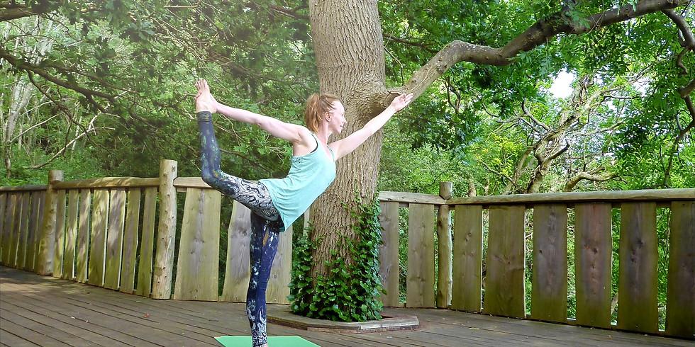 Woodland Yoga Saturday  - 19th September 2pm - 4pm