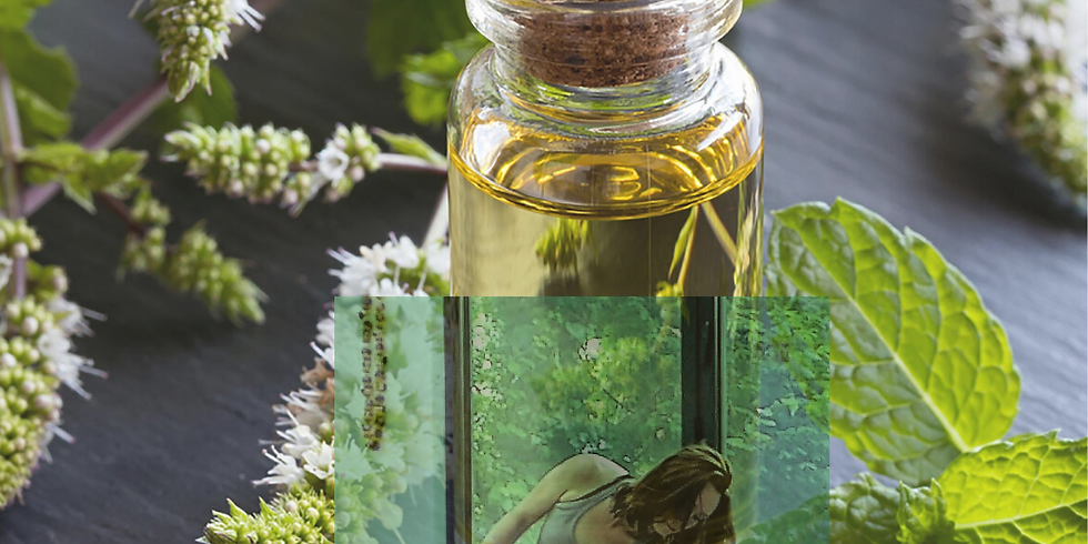 Breathe and Flow A Yoga and Essential Aromatherapy Oils Workshop