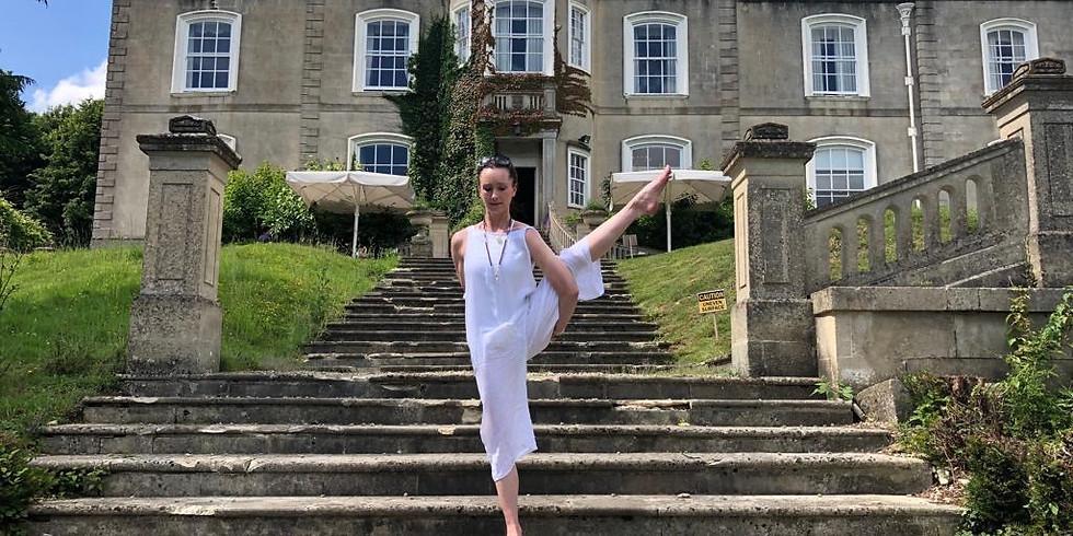 Summer Solstice Celebration - Outdoor Yoga