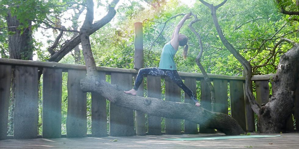 Woodland Yoga Saturday  - 29th August 2pm - 4pm