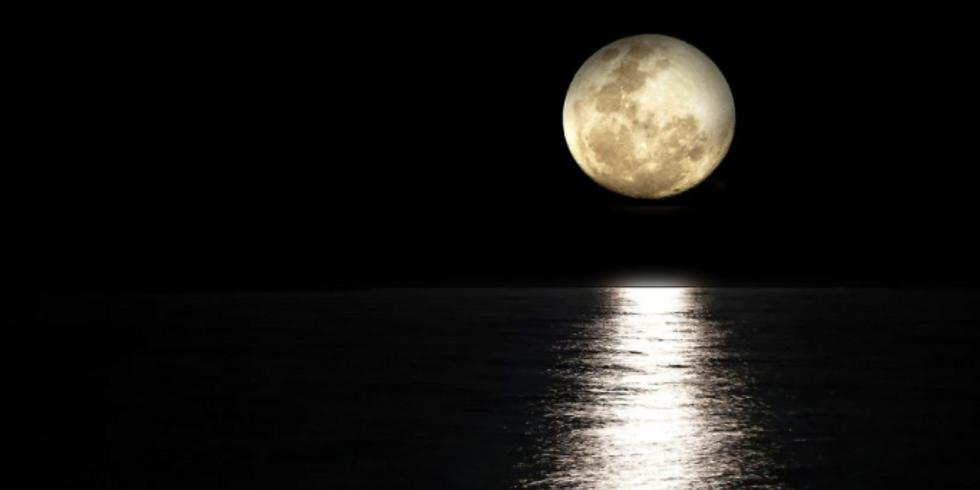 Full Moon Meditation & Cosmic Connection Ritual