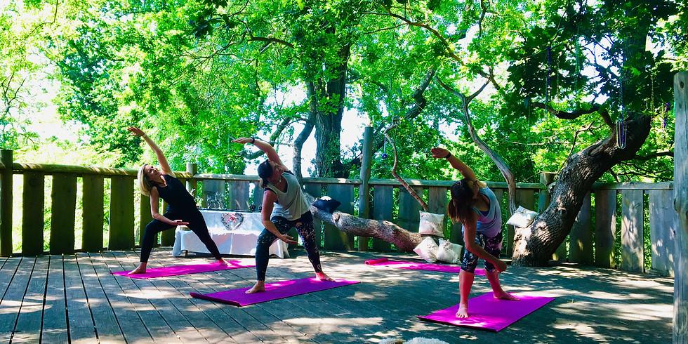 Woodland Yoga - Saturday 11th September