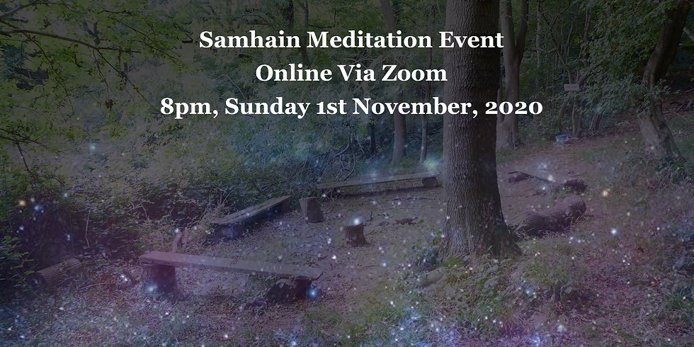 Samhain Online Meditation
