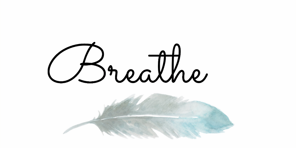 Exploring the Breath - an evening just breathing