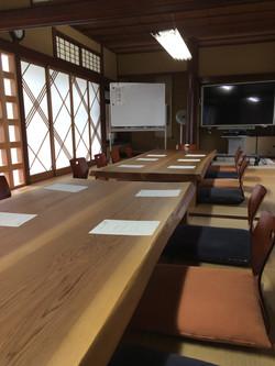 吉田泉殿会議室