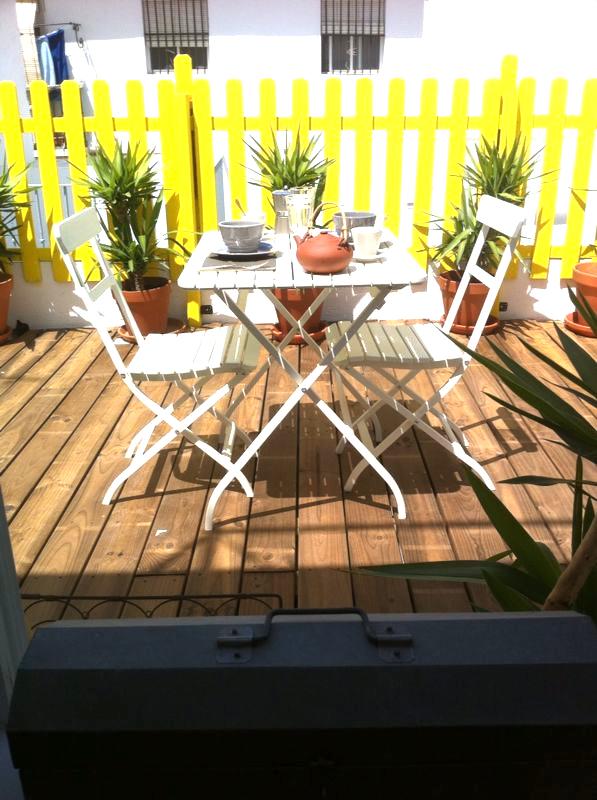 terraza (desayuno)