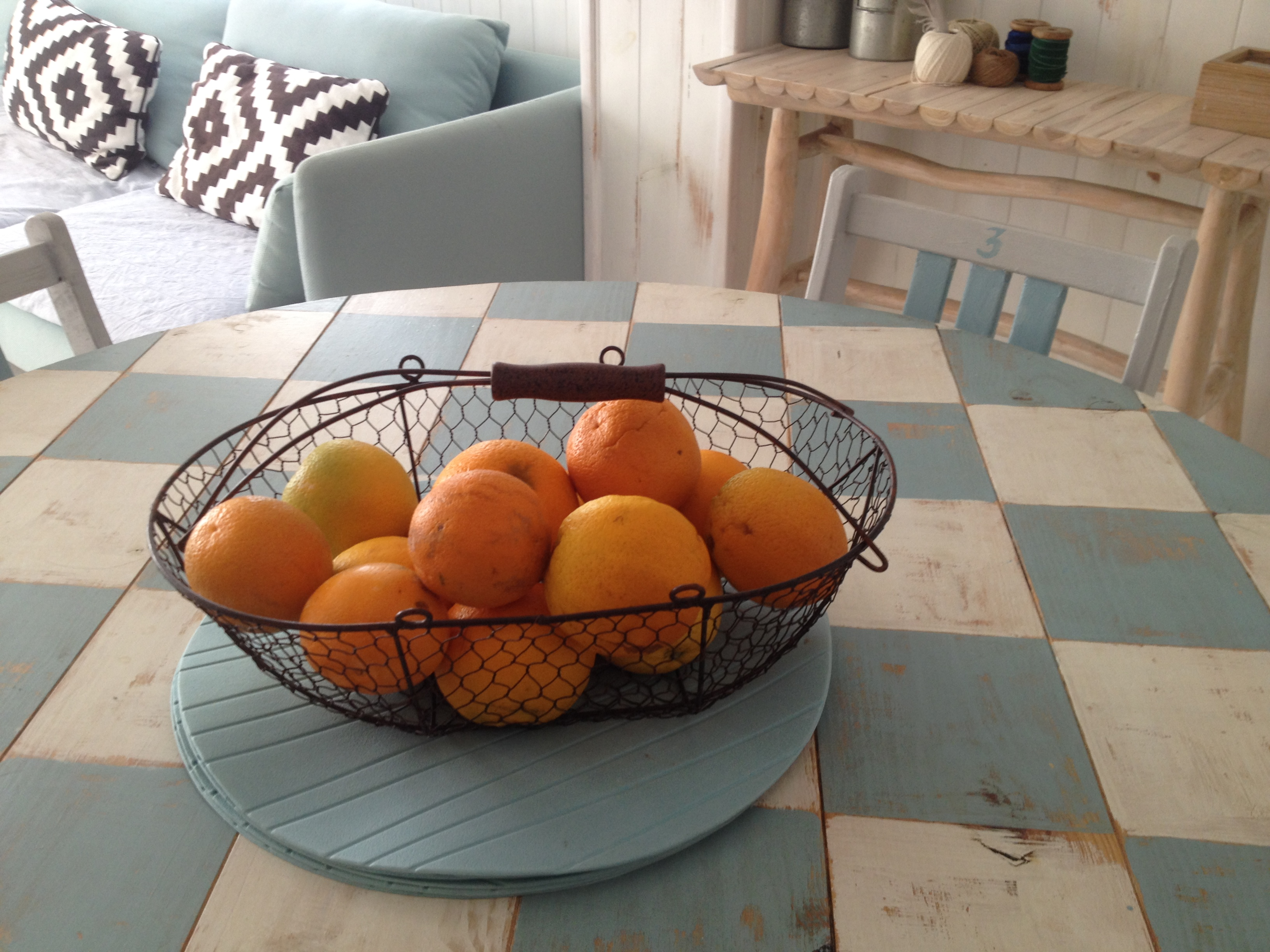 naranjas frescas siempre
