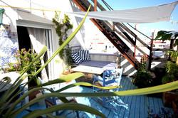terraza de abajo