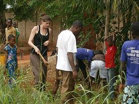 volontariat afrique