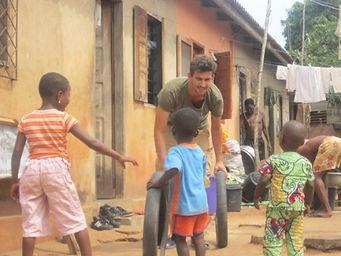 volontaire afrique