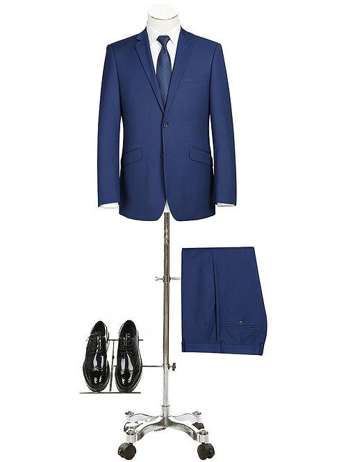Renoir Blue Suit