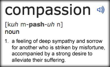 PRAYERS OF COMPASSION & LOVE